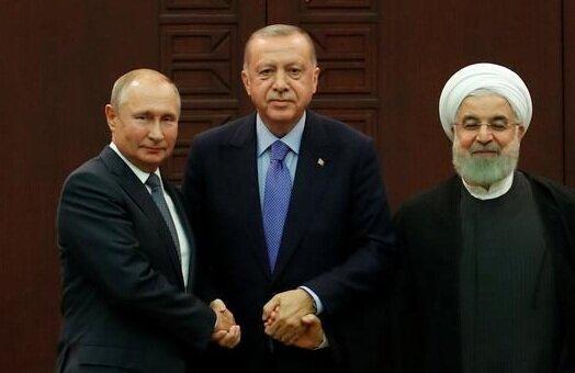 همکاری ایران،ترکیه و روسیه برای تغییر نظم جهانی، سه کشور نامتحد ولی همکار
